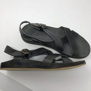 Chaco Women's Wayfarer Grey Stone Sandal